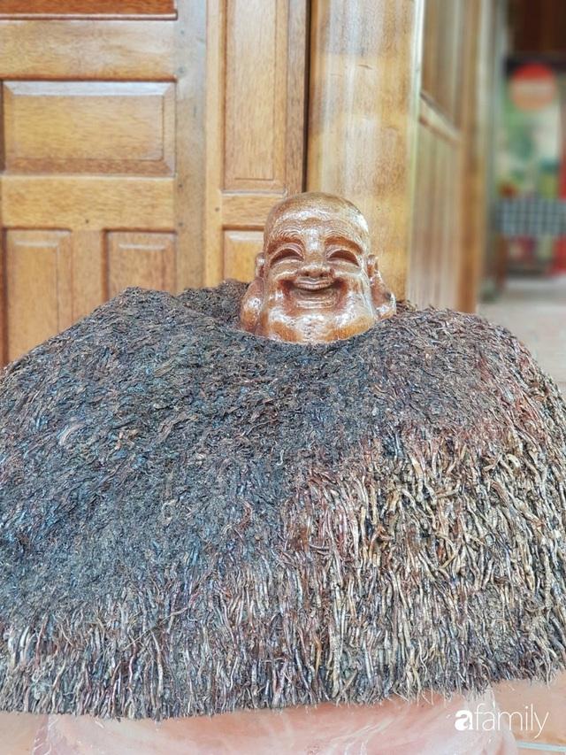 Ngôi nhà làm từ 4000 trái dừa có chi phí xây dựng lên đến 6 tỷ ở Vĩnh Long và tâm nguyện của chủ nhà khiến ai cũng bất ngờ - Ảnh 19.