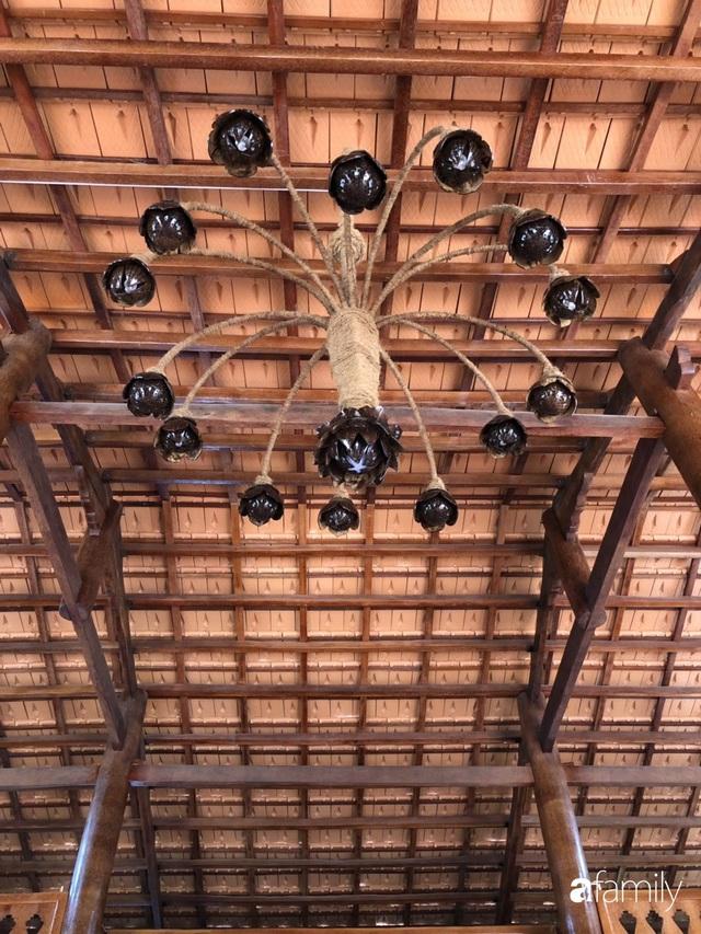 Ngôi nhà làm từ 4000 trái dừa có chi phí xây dựng lên đến 6 tỷ ở Vĩnh Long và tâm nguyện của chủ nhà khiến ai cũng bất ngờ - Ảnh 31.