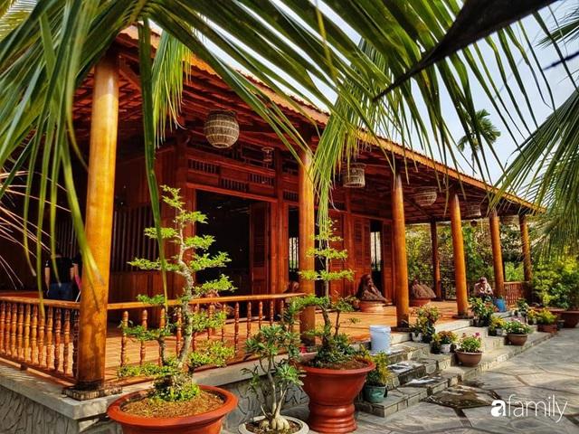 Ngôi nhà làm từ 4000 trái dừa có chi phí xây dựng lên đến 6 tỷ ở Vĩnh Long và tâm nguyện của chủ nhà khiến ai cũng bất ngờ - Ảnh 10.