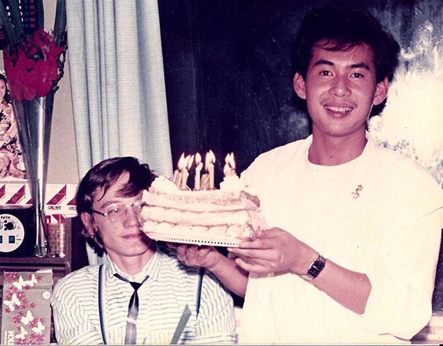Ảnh hiếm: Cuộc sống sinh viên của ca sĩ nổi tiếng tên Trường ở Nga thập niên 1980 - Ảnh 2.