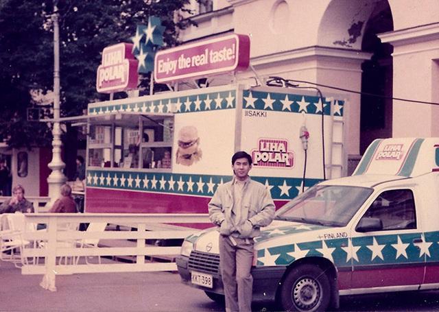 Ảnh hiếm: Cuộc sống sinh viên của ca sĩ nổi tiếng tên Trường ở Nga thập niên 1980 - Ảnh 7.
