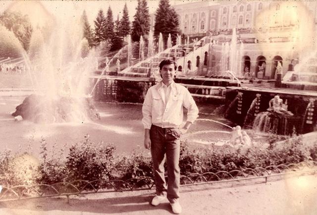 Ảnh hiếm: Cuộc sống sinh viên của ca sĩ nổi tiếng tên Trường ở Nga thập niên 1980 - Ảnh 8.