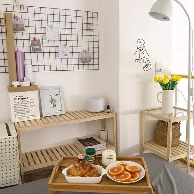 Với 2 triệu đồng, bạn đã có thể mua 9 món đồ nội thất sau để set-up cho một phòng ngủ chuẩn Hàn Quốc  - Ảnh 17.