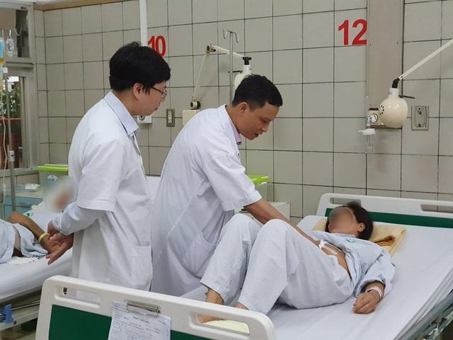 Sản phụ 36 tuần có khối u gan nặng 3kg sinh con khỏe mạnh - Ảnh 2.