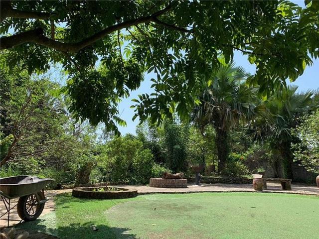 Sân vườn trong biệt thự bạc tỷ của 3 nam diễn viên nổi tiếng nhất nhì showbiz Việt, ai nhìn cũng phải ngưỡng mộ - Ảnh 17.
