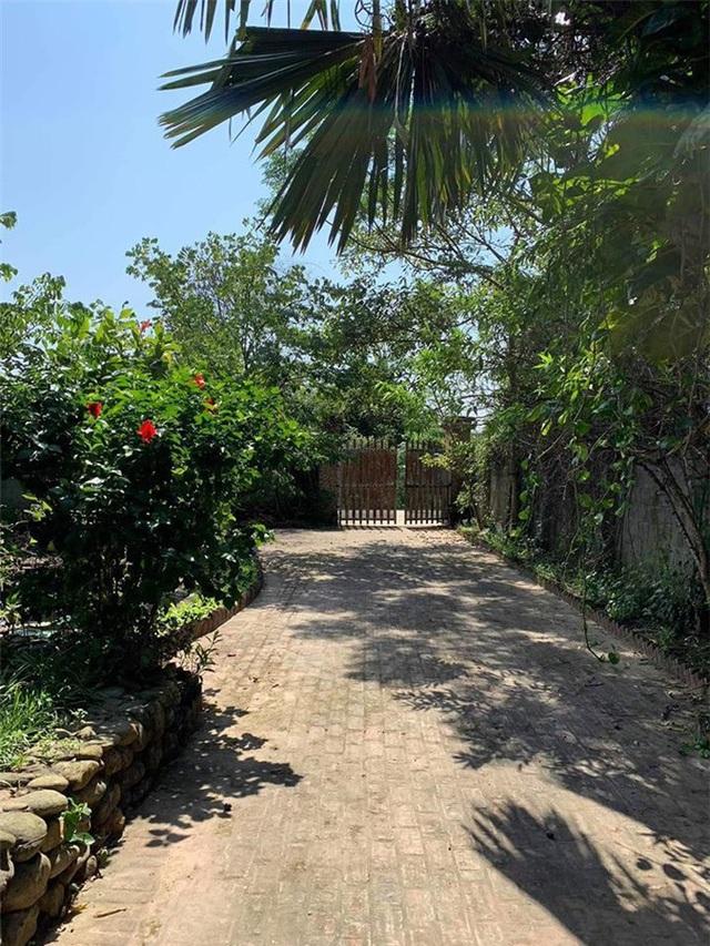 Sân vườn trong biệt thự bạc tỷ của 3 nam diễn viên nổi tiếng nhất nhì showbiz Việt, ai nhìn cũng phải ngưỡng mộ - Ảnh 12.