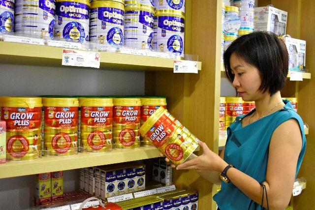 Bước tiến mới của Vinamilk: ra mắt sản phẩm sữa bột trẻ em được bổ sung tổ yến  - Ảnh 1.