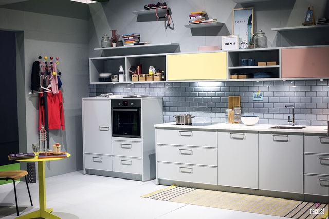 Kiến trúc sư bày cách sử dụng gam màu trắng và 5 kiểu kết hợp đình đám cho không gian bếp của các gia đình - Ảnh 14.