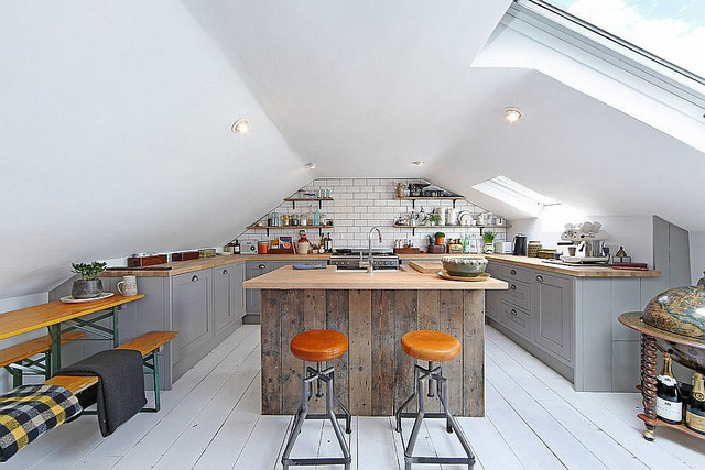 Kiến trúc sư bày cách sử dụng gam màu trắng và 5 kiểu kết hợp đình đám cho không gian bếp của các gia đình - Ảnh 17.