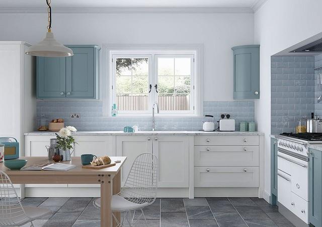 Kiến trúc sư bày cách sử dụng gam màu trắng và 5 kiểu kết hợp đình đám cho không gian bếp của các gia đình - Ảnh 21.