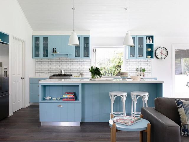 Kiến trúc sư bày cách sử dụng gam màu trắng và 5 kiểu kết hợp đình đám cho không gian bếp của các gia đình - Ảnh 24.