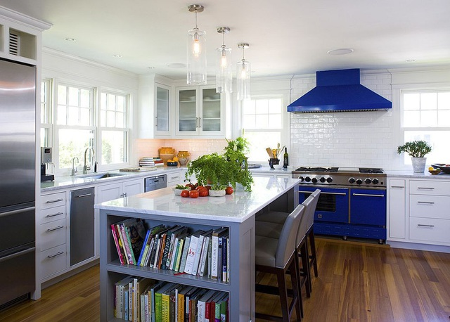 Kiến trúc sư bày cách sử dụng gam màu trắng và 5 kiểu kết hợp đình đám cho không gian bếp của các gia đình - Ảnh 25.