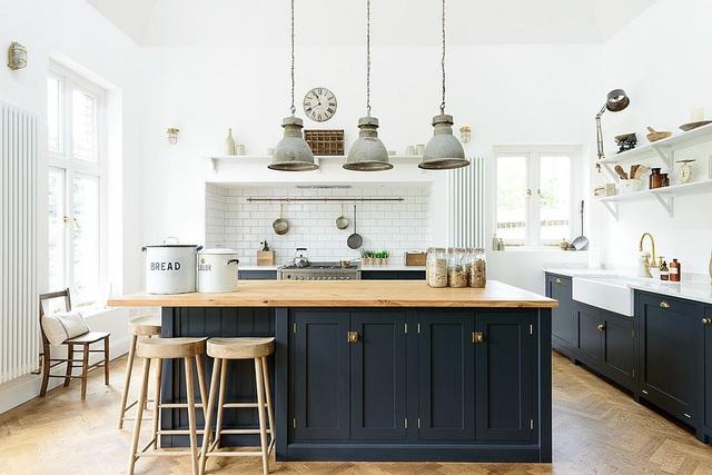 Kiến trúc sư bày cách sử dụng gam màu trắng và 5 kiểu kết hợp đình đám cho không gian bếp của các gia đình - Ảnh 26.