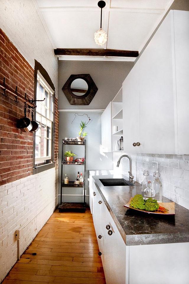 Kiến trúc sư bày cách sử dụng gam màu trắng và 5 kiểu kết hợp đình đám cho không gian bếp của các gia đình - Ảnh 27.