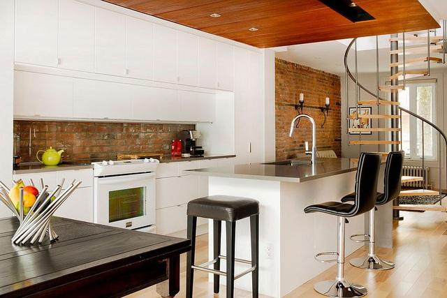 Kiến trúc sư bày cách sử dụng gam màu trắng và 5 kiểu kết hợp đình đám cho không gian bếp của các gia đình - Ảnh 31.
