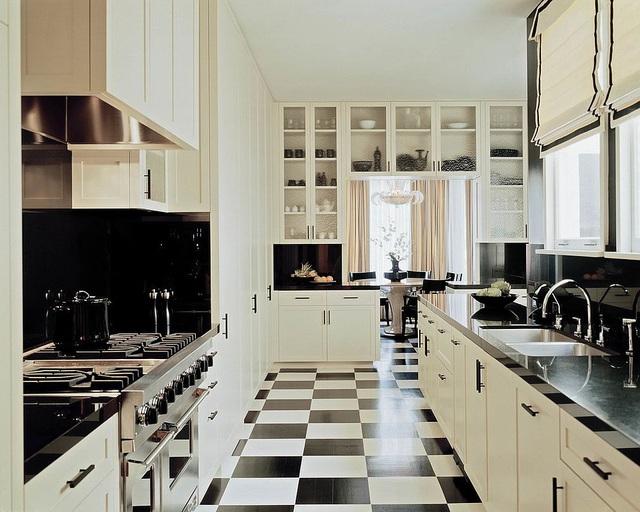 Kiến trúc sư bày cách sử dụng gam màu trắng và 5 kiểu kết hợp đình đám cho không gian bếp của các gia đình - Ảnh 33.