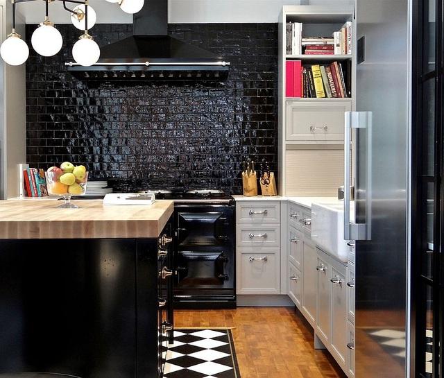 Kiến trúc sư bày cách sử dụng gam màu trắng và 5 kiểu kết hợp đình đám cho không gian bếp của các gia đình - Ảnh 37.