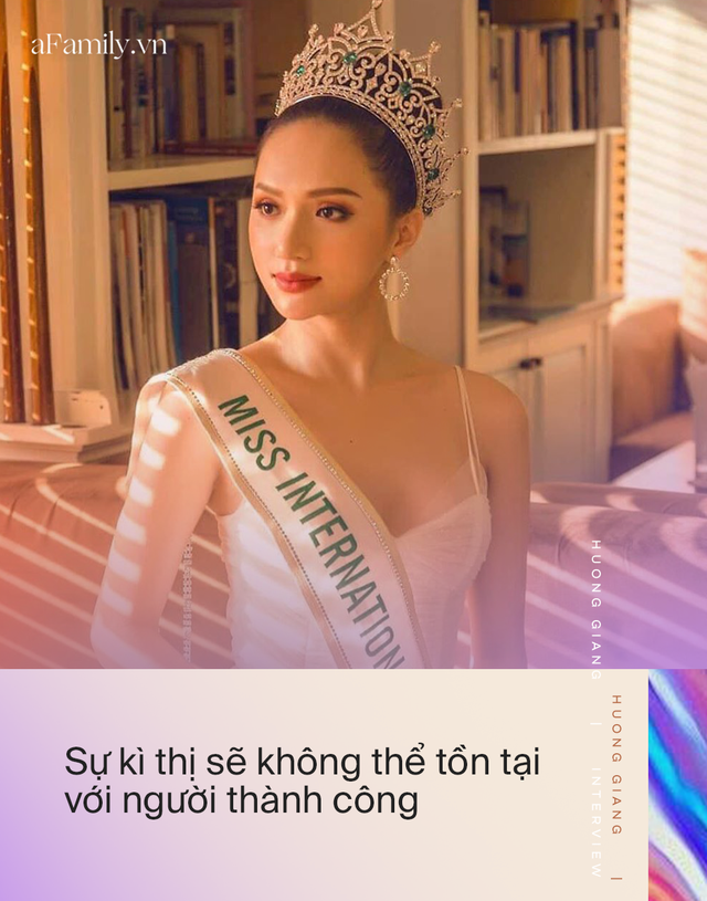 Hoa hậu Hương Giang: Đàn ông không đàng hoàng mới sợ phụ nữ thông minh  - Ảnh 9.