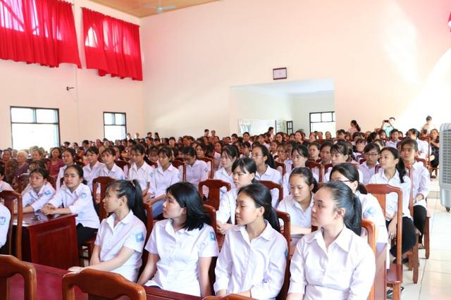 Hà Nam: Nhiều hoạt động thiết thực với phụ nữ và trẻ em gái - Ảnh 3.