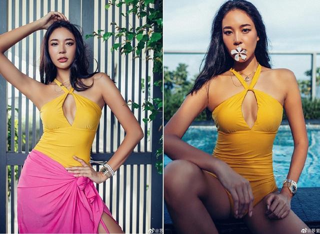 Hoa hậu Trung Quốc sống chui lủi vì cướp bồ, giật chồng - Ảnh 1.