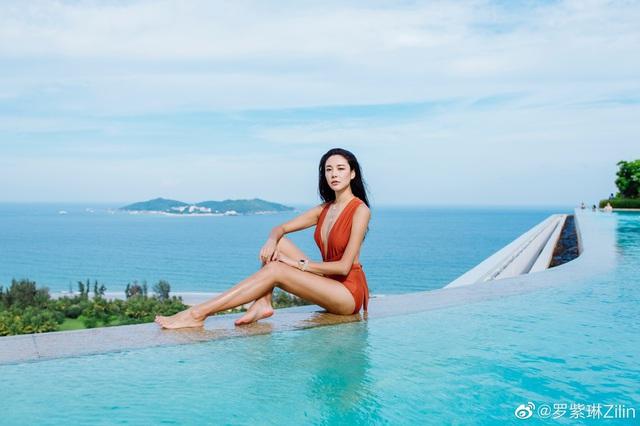Hoa hậu Trung Quốc sống chui lủi vì cướp bồ, giật chồng - Ảnh 2.