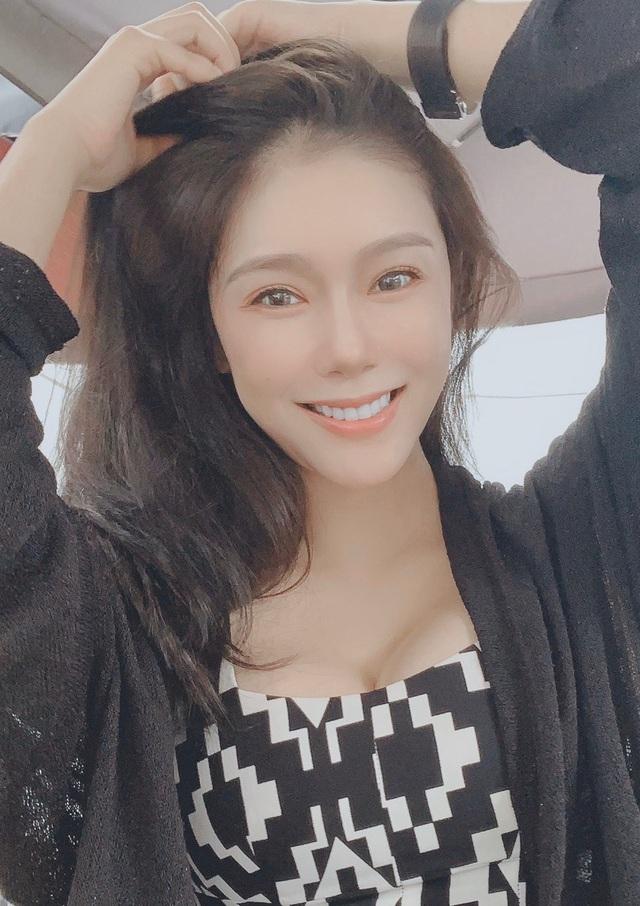 Hoa hậu Trung Quốc sống chui lủi vì cướp bồ, giật chồng - Ảnh 4.