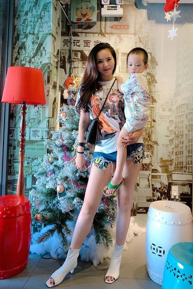 Hoa khôi Lại Hương Thảo: Từng bị chê tơi tả khi thi Miss World, trước lúc ly hôn có cuộc sống cực sang chảnh bên đại gia - Ảnh 6.