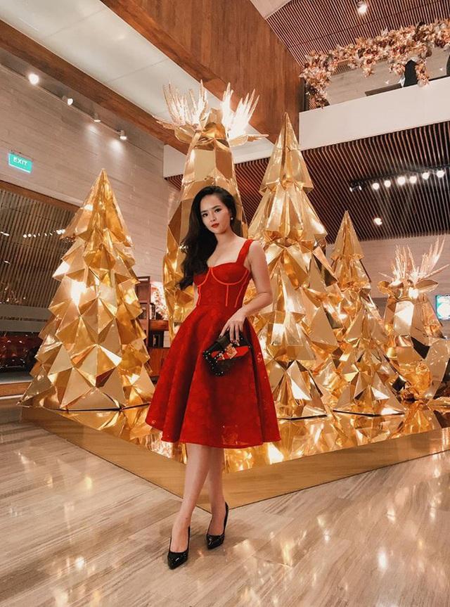 Hoa khôi Lại Hương Thảo: Từng bị chê tơi tả khi thi Miss World, trước lúc ly hôn có cuộc sống cực sang chảnh bên đại gia - Ảnh 10.