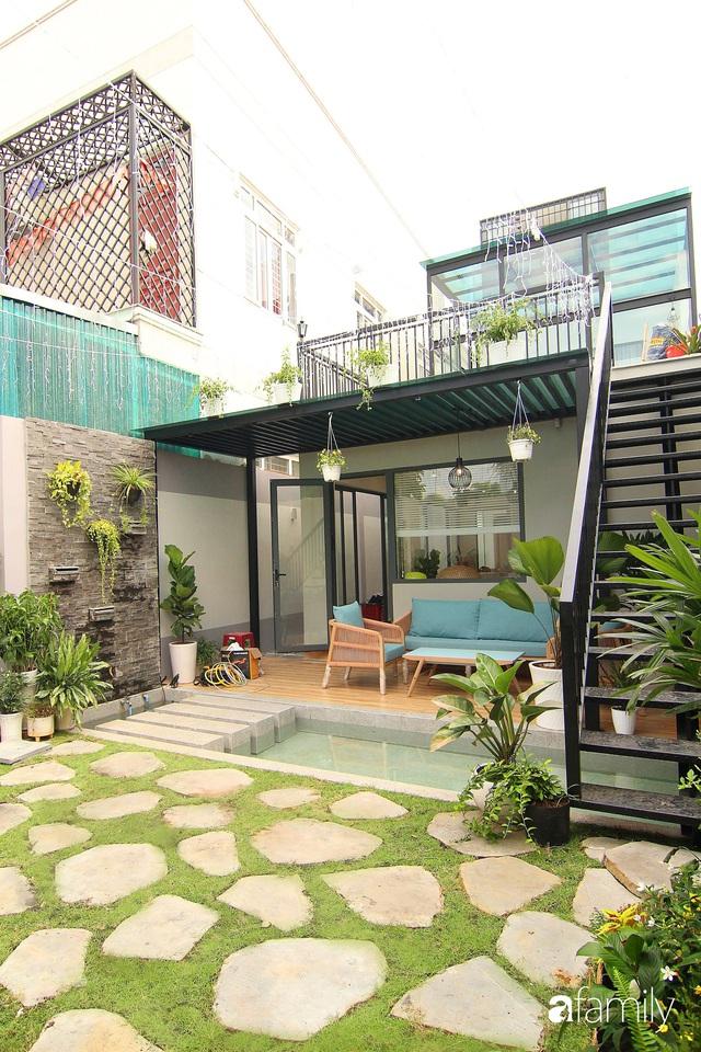 Căn nhà phố bên ngoài thì giản dị nhưng bên trong lại vô cùng sinh động ở Sài Gòn - Ảnh 14.