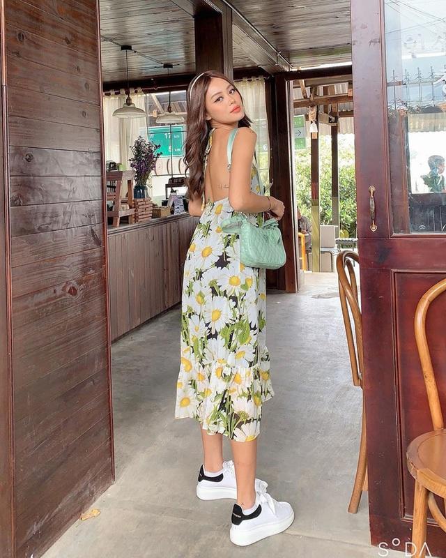 Có 5 kiểu váy các sao Việt đang diện tới diện lui, bạn cứ sắm theo là mặc đẹp nguyên hè - Ảnh 14.
