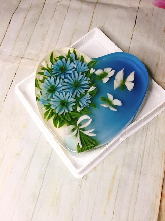 Mẹ 8x gây bão MXH với loạt món ăn xanh mướt từ hoa đậu biếc, chỉ nhìn đã thấy mát lịm tim! - Ảnh 5.