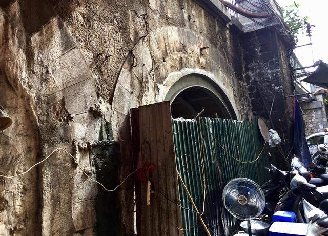 Hà Nội triển khai giai đoạn 2 đục thông vòm cầu Phùng Hưng, mở rộng không gian phố cổ - Ảnh 4.
