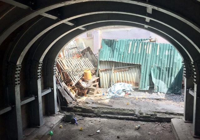 Hà Nội triển khai giai đoạn 2 đục thông vòm cầu Phùng Hưng, mở rộng không gian phố cổ - Ảnh 5.
