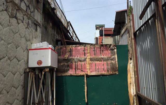 Hà Nội triển khai giai đoạn 2 đục thông vòm cầu Phùng Hưng, mở rộng không gian phố cổ - Ảnh 6.