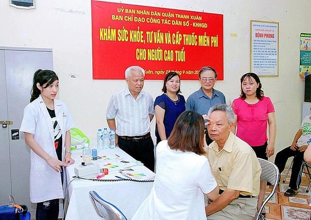 """Giao lưu trực tuyến """"Một số mô hình chăm sóc người cao tuổi phù hợp ở Việt Nam"""" - Ảnh 2."""