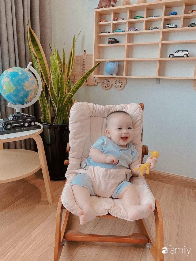 Không cần thuê thiết kế nội thất, mẹ đảm ở Hà Nội tạo nên căn hộ 130m2 có gam màu hồng xinh không tưởng - Ảnh 13.