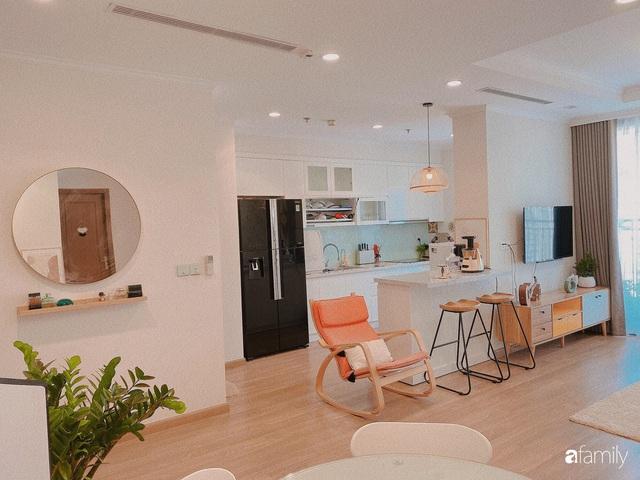 Không cần thuê thiết kế nội thất, mẹ đảm ở Hà Nội tạo nên căn hộ 130m2 có gam màu hồng xinh không tưởng - Ảnh 14.