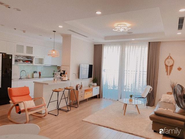 Không cần thuê thiết kế nội thất, mẹ đảm ở Hà Nội tạo nên căn hộ 130m2 có gam màu hồng xinh không tưởng - Ảnh 15.