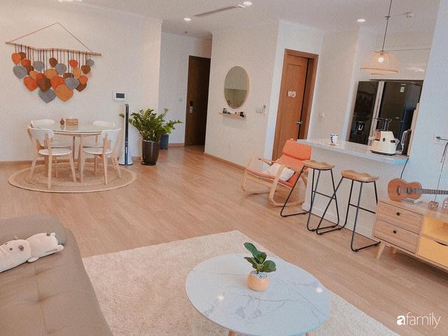 Không cần thuê thiết kế nội thất, mẹ đảm ở Hà Nội tạo nên căn hộ 130m2 có gam màu hồng xinh không tưởng - Ảnh 16.