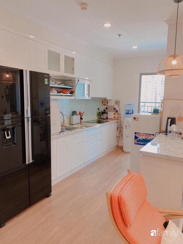 Không cần thuê thiết kế nội thất, mẹ đảm ở Hà Nội tạo nên căn hộ 130m2 có gam màu hồng xinh không tưởng - Ảnh 20.