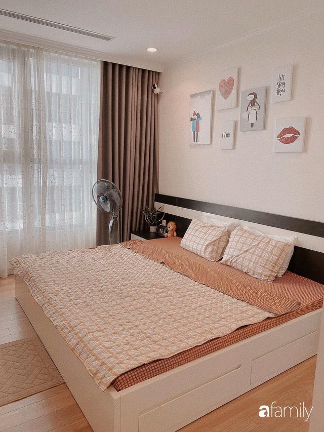 Không cần thuê thiết kế nội thất, mẹ đảm ở Hà Nội tạo nên căn hộ 130m2 có gam màu hồng xinh không tưởng - Ảnh 27.
