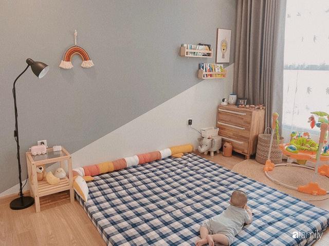 Không cần thuê thiết kế nội thất, mẹ đảm ở Hà Nội tạo nên căn hộ 130m2 có gam màu hồng xinh không tưởng - Ảnh 28.