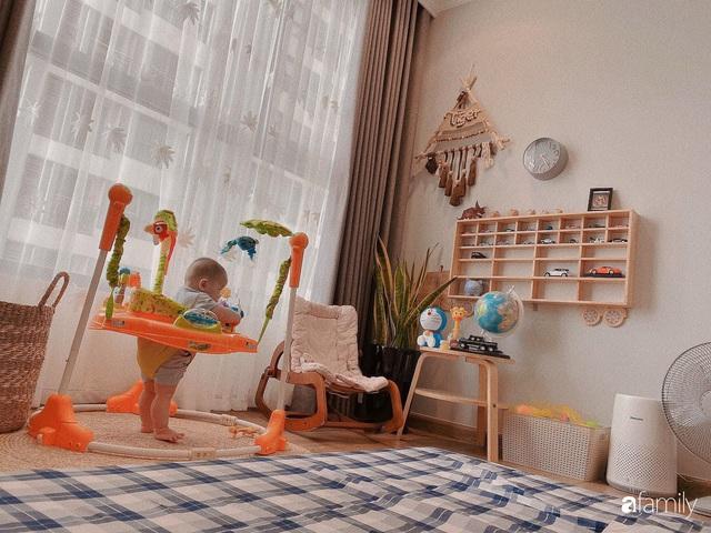 Không cần thuê thiết kế nội thất, mẹ đảm ở Hà Nội tạo nên căn hộ 130m2 có gam màu hồng xinh không tưởng - Ảnh 29.