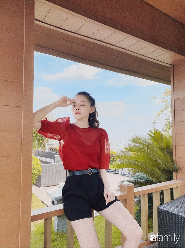 Không cần thuê thiết kế nội thất, mẹ đảm ở Hà Nội tạo nên căn hộ 130m2 có gam màu hồng xinh không tưởng - Ảnh 4.
