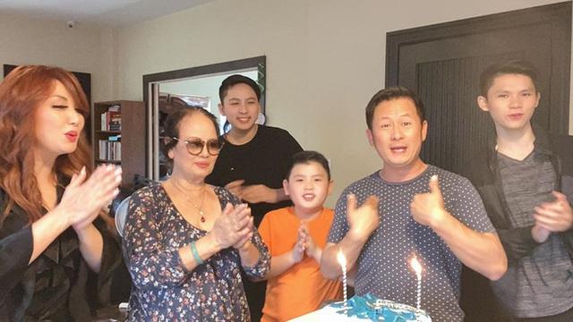 Trizzie Phương Trinh tặng chồng cũ Bằng Kiều món quà đặc biệt trong ngày sinh nhật - Ảnh 4.
