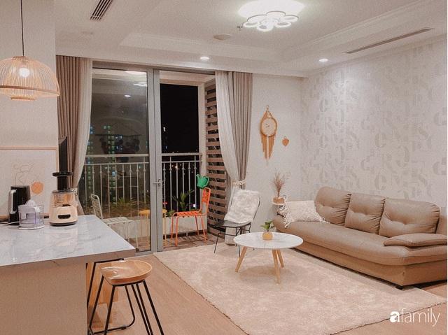 Không cần thuê thiết kế nội thất, mẹ đảm ở Hà Nội tạo nên căn hộ 130m2 có gam màu hồng xinh không tưởng - Ảnh 6.