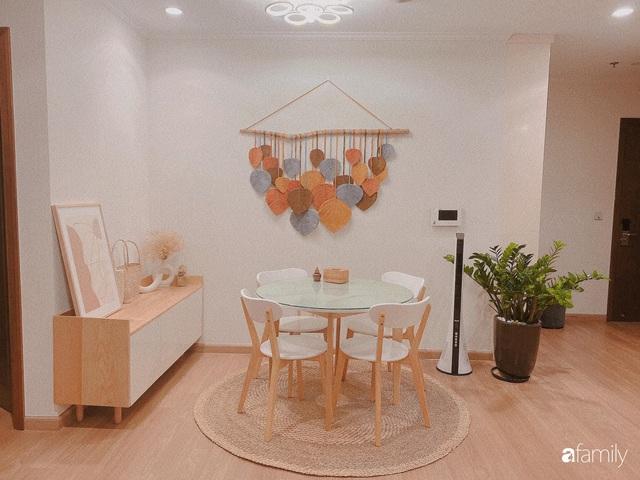 Không cần thuê thiết kế nội thất, mẹ đảm ở Hà Nội tạo nên căn hộ 130m2 có gam màu hồng xinh không tưởng - Ảnh 7.