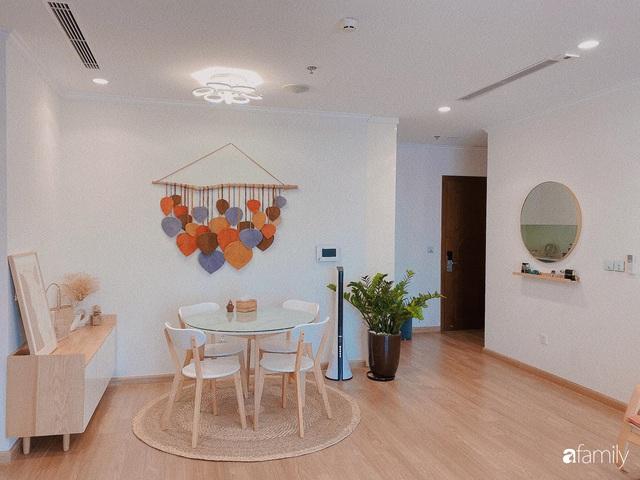 Không cần thuê thiết kế nội thất, mẹ đảm ở Hà Nội tạo nên căn hộ 130m2 có gam màu hồng xinh không tưởng - Ảnh 8.