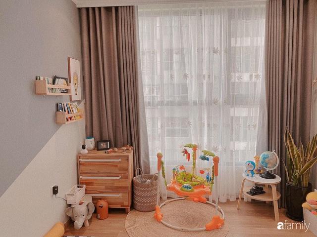 Không cần thuê thiết kế nội thất, mẹ đảm ở Hà Nội tạo nên căn hộ 130m2 có gam màu hồng xinh không tưởng - Ảnh 9.