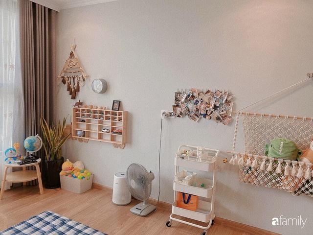 Không cần thuê thiết kế nội thất, mẹ đảm ở Hà Nội tạo nên căn hộ 130m2 có gam màu hồng xinh không tưởng - Ảnh 10.